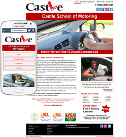 Castle School of Motoring – Driving School /Driving Lessons | Johnstone, Paisley, Renfrewshire