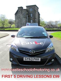 Castle School of Motoring