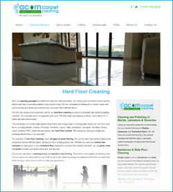 Acorn Carpet Cleaning | Hard Floor Cleaning Glasgow Paisley