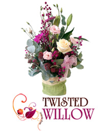 Valentines at Twisted Willow – Bespoke Florist