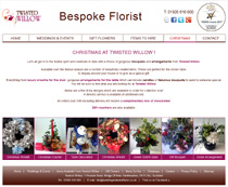 Twisted Willow – Bespoke Florist
