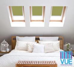 VUE Window Blinds Glasgow | Roller Vertical Velux Blinds