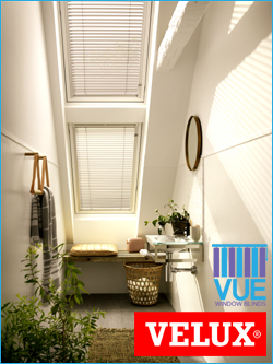Window Blinds Glasgow | Vertical Velux Blinds