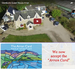 Viewbank - Bed & Breakfast Guest House - Arran