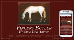 VINCENT BUTLER – HORSE & DOG ARTIST