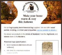 Baltic Firewood - Wood Pellets, Firewood Logs, Peat Briquette Scotland