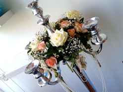 Bespoke florist specialises in wedding & events flowers arrangements Scotland
