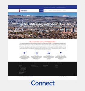 Website Example - Web Studio Marita