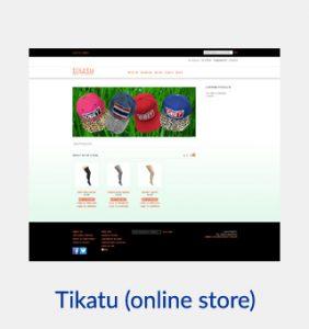 Website Example - Web Studio Marita