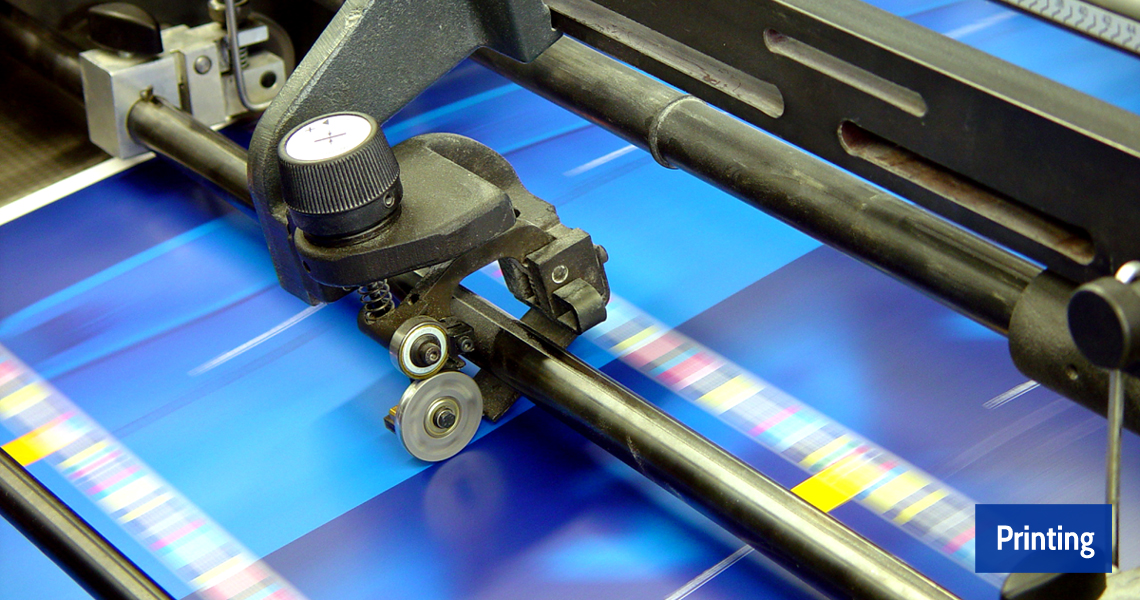 Printing Services Paisley Johnstone Renfrewshire Scotland